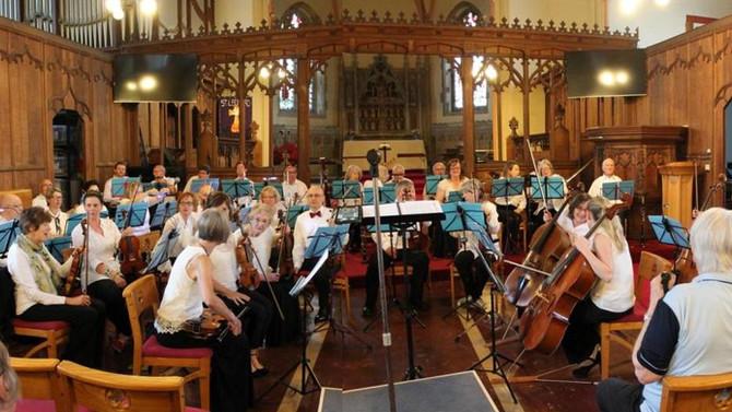 Stellar concert raises £760