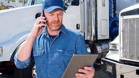 Truck driver on phone.jpg