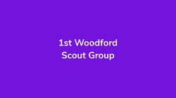 1st Woodford Scout Group