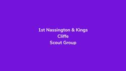 1st Nassington & Kings Cliffe