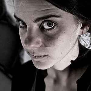 laetitia Labre les yeux creux