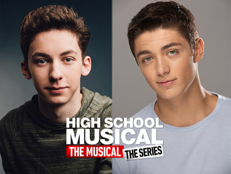 Two Guest Stars Confirmed for Season Two of HIGH SCHOOL MUSICAL: THE MUSICAL: THE SERIES