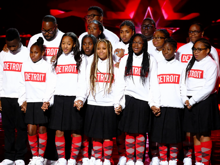 Docu-Series based around the Detroit Youth Choir headed to Disney+