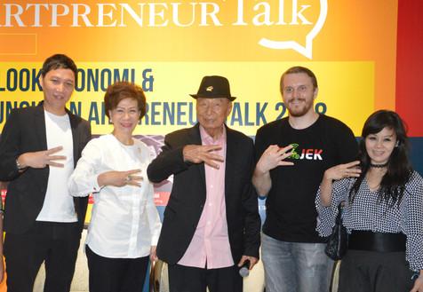Artpreneur Talk