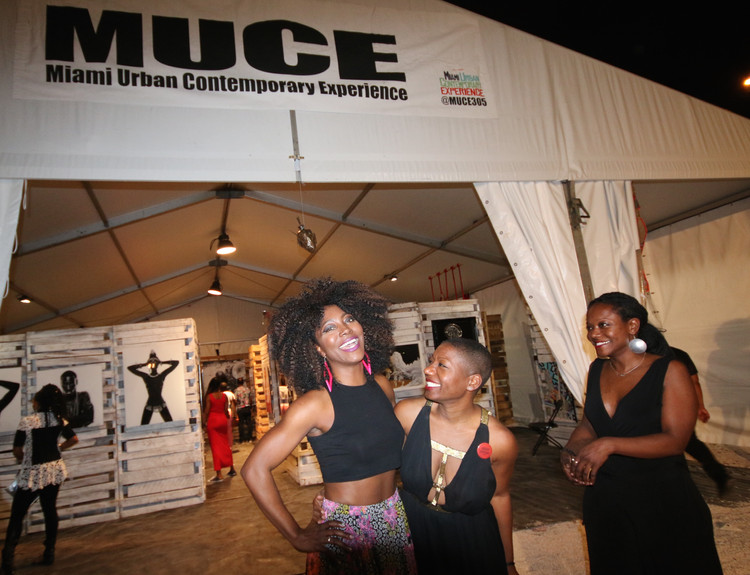 MUCE art exhibition
