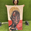 Thumbnail: Les American Noire (The Black American Series) Lady.In.Red. Towel Set