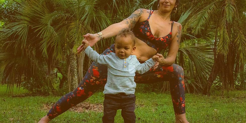 Baby & Me Yoga with DUB Yoga