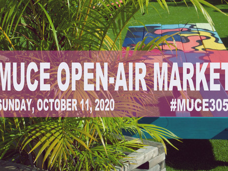 VENDORS, MUSIC, ART, & THE COMMUNITY, ALL AT THE MUCE CAMPUS FOR THE MUCE OPEN-AIR MARKET