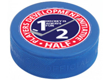 Souvenirs Puck(s) HALF Logo