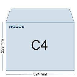 Impression enveloppes C4 personnalisées
