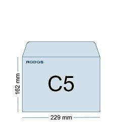 Impression enveloppes C5 personnalisées
