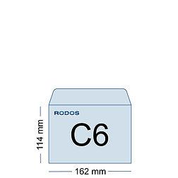 Impression enveloppes C6 personnalisées