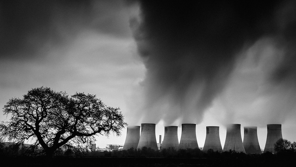 Ratcliffe Power Station, Long Exposure Photography