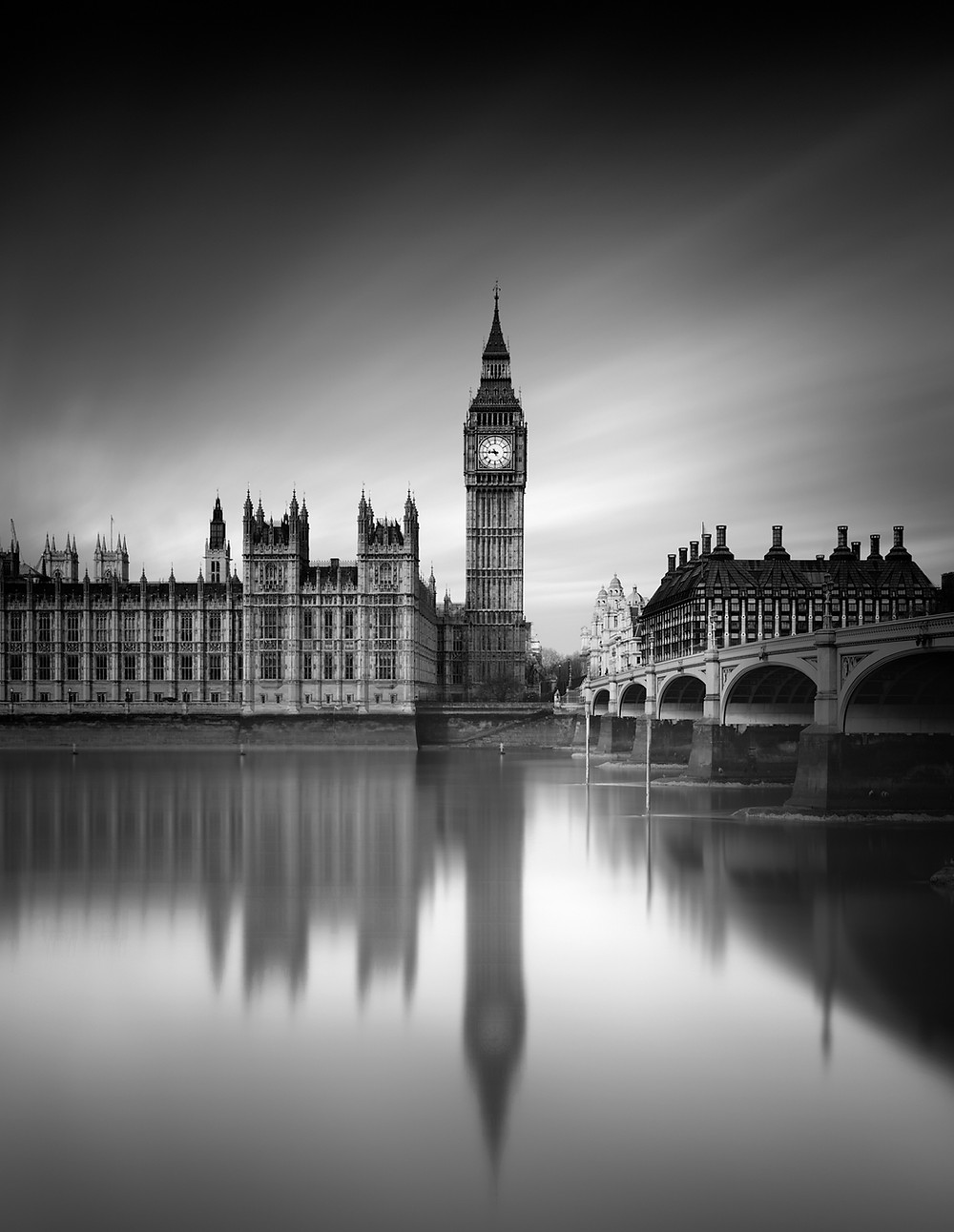 Black and white long exposure photography workshop