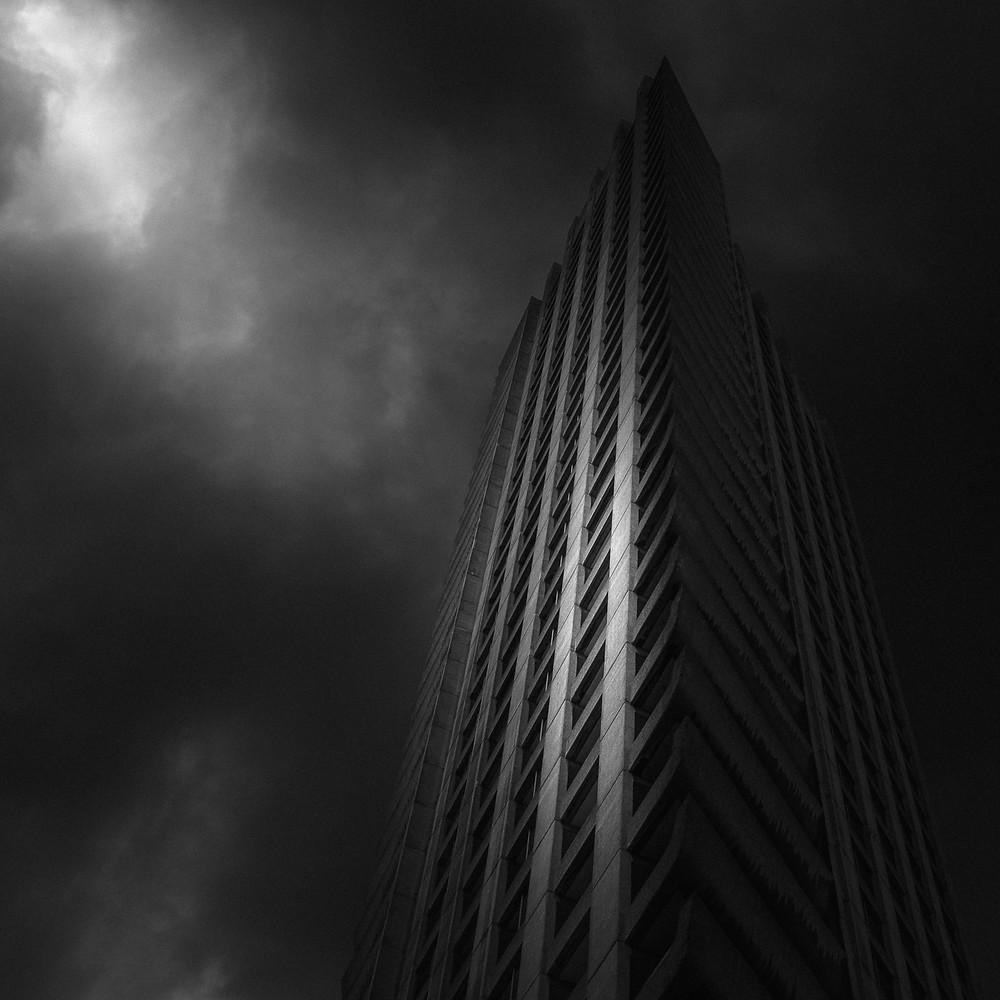 Barbican Estate, Fine art photography