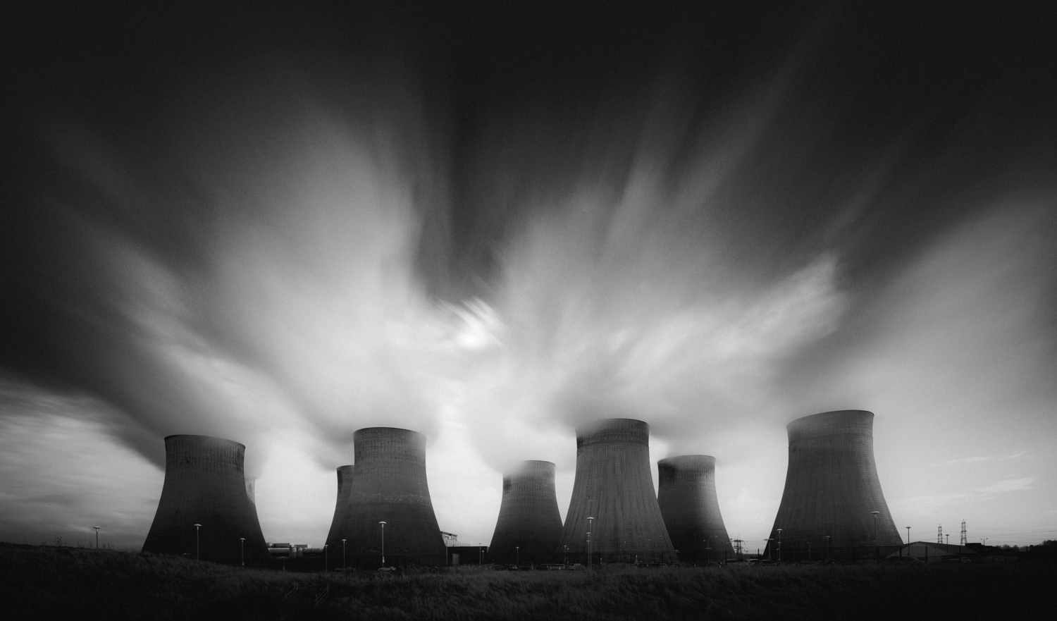 Turbulence, Ratcliffe Power Station