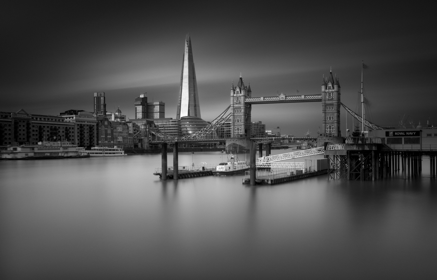 London Skyline, fine art photography
