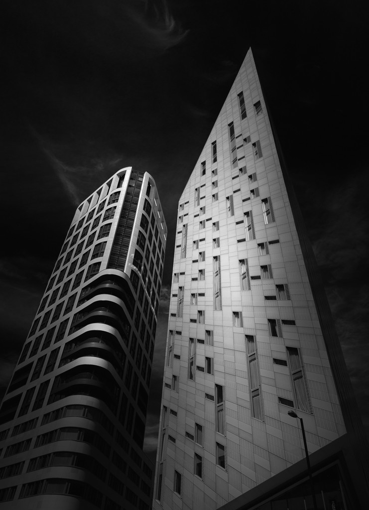Fine Art Architecture, Black and White