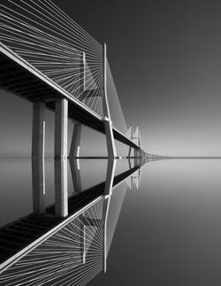 Light Lines, Vasco Da Gama, Lisbon