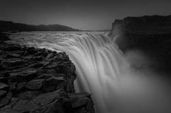 Dettifoss, Iceland, Long Exposure