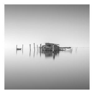 Venice fishing hut