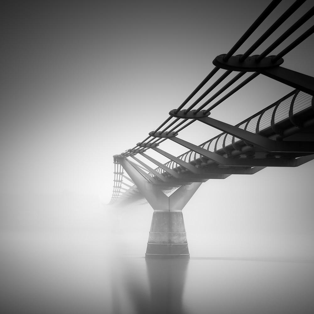 London Fog, Long exposure photography