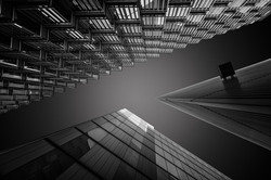 angularity, long exposure photograph
