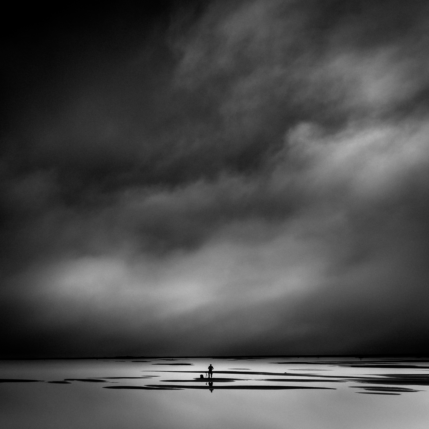 Alone, fine art photography