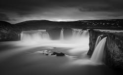 Godafoss, waterfall iceland