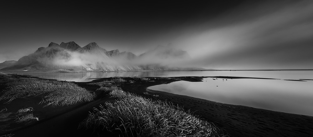 Vestahorn Iceland
