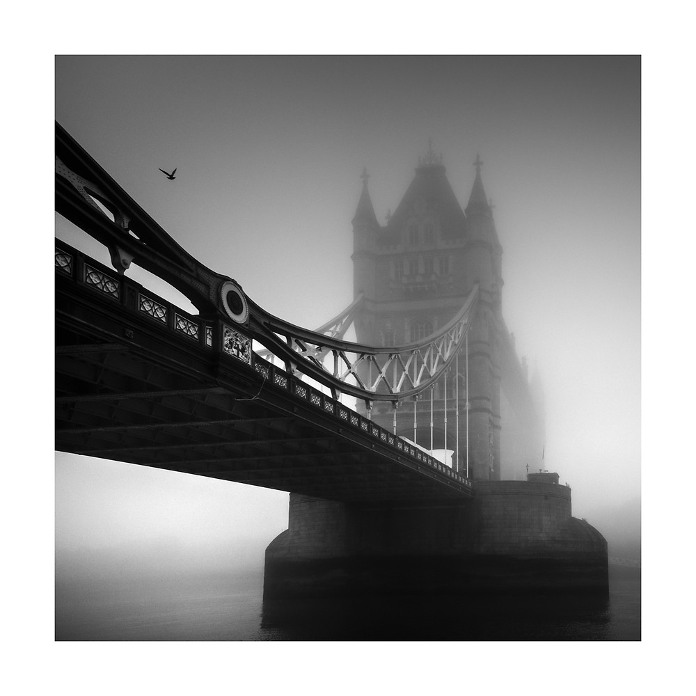 Tower Bridge London Fog