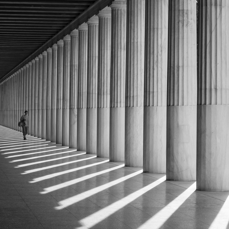 White Lines, athens