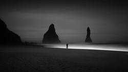 Vik Iceland, seascape