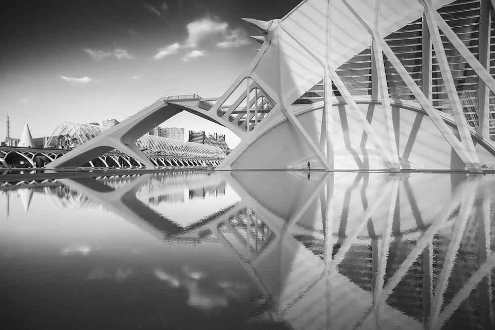 Santiago Calatrava Valencia Spain