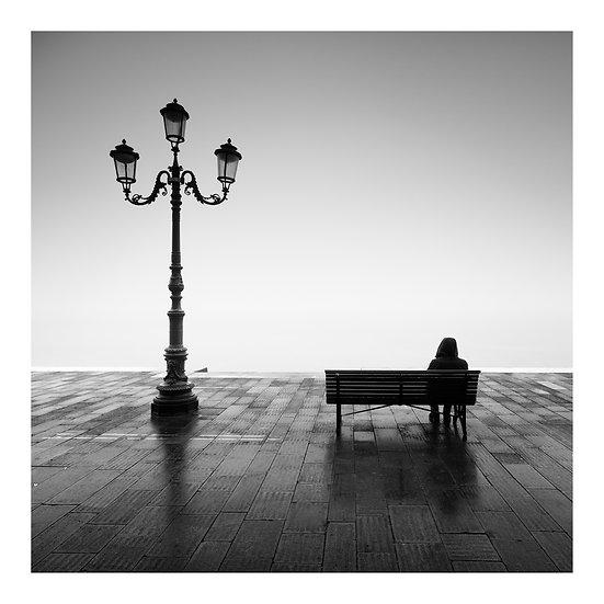 Venice Fog Print 508mm x 508mm