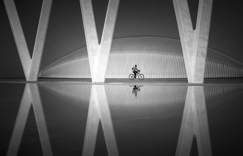 Valencia Spain, Calatrava Architecture