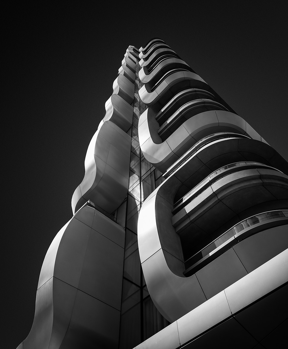 fine art architecture long exposure London