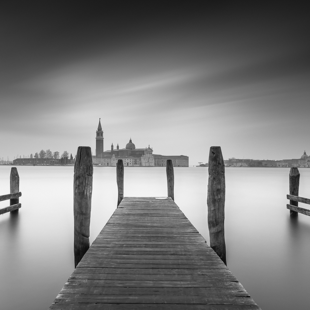 Venice, long exposure