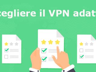 5 fattori da considerare quando si sceglie un servizio VPN