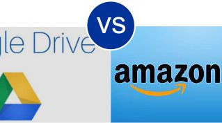 Google Drive Vs Amazon Cloud