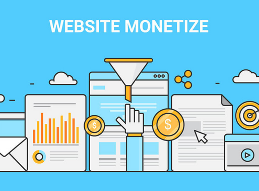 Growing revenue from your traffic: my monetisation strategies with Google tools