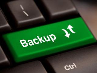 Il backup online illimitato può causare molti problemi