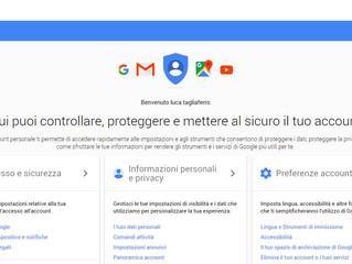 Google Takeout: come fare il backup dei servizi Google