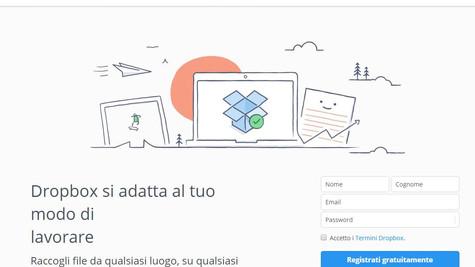 Gli utenti a pagamento Dropbox otterranno 1TB in più di memoria