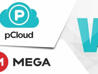 Mega Cloud vs pCloud