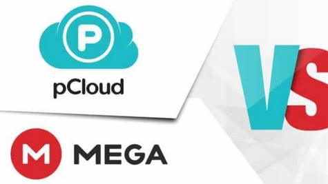 Mega Cloud vs pCloud