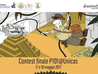 Seeweb ospite del contest finale del progetto P101Unicas