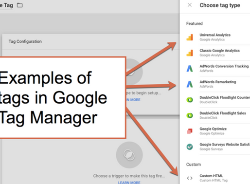Google Tag Manager for SEO