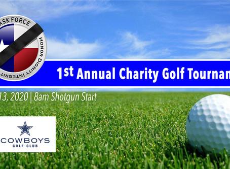 2020 Charity Golf Tournament