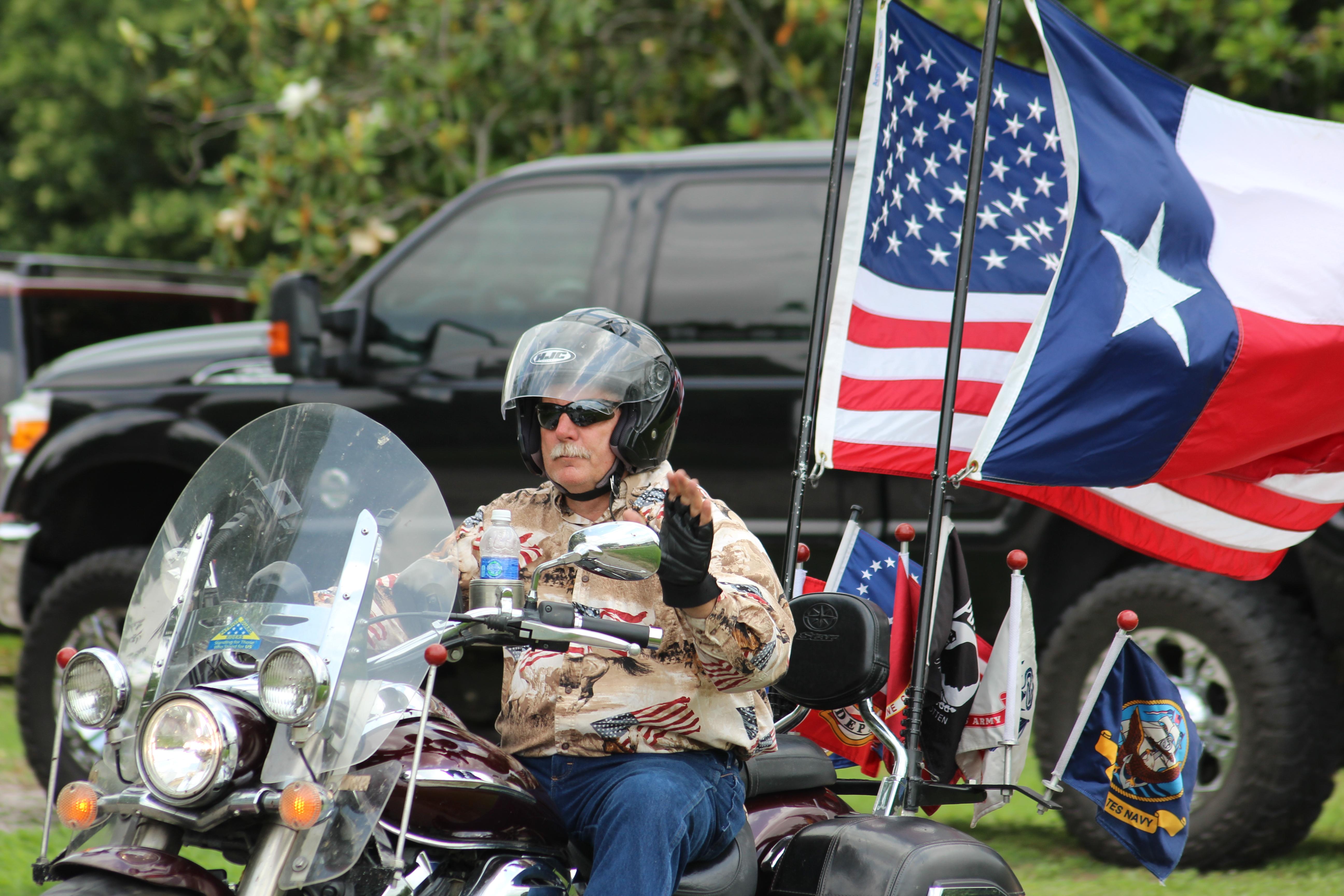 Texas Fallen Heroes Memorial Ride